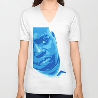 notorious V-neck T-shirts featuring Notorious by 100mill