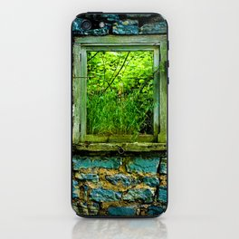 Window iPhone Skin