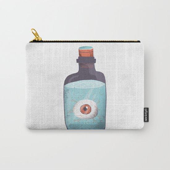 Eye in a bottle Carry-All Pouch