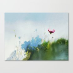 Sunny Sonja Canvas Print