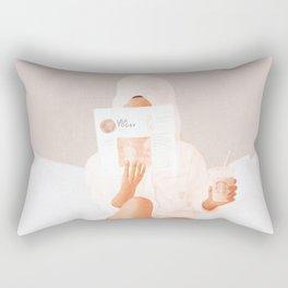 Weekend Morning II Rectangular Pillow