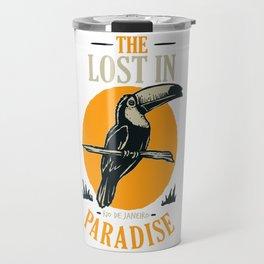 Lost in Paradise Travel Mug