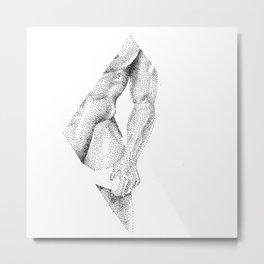 Tommaso - Nood Dood Metal Print