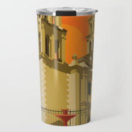 Catedral de Juarez Travel Mug