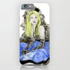 Blue Dress Slim Case iPhone 6s