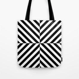 Chevronish Tote Bag