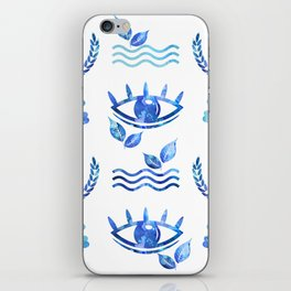 Water Life iPhone Skin