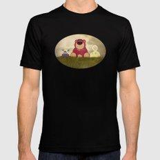 The Tragedy of Lotso X-LARGE Black Mens Fitted Tee