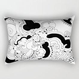 Dickdala #4 Rectangular Pillow