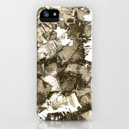 Texture iPhone Case