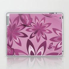 Spring in purple Laptop & iPad Skin