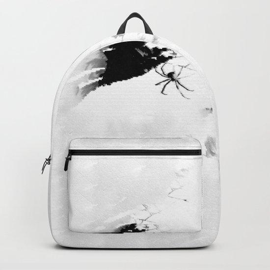 Paper Webbing Backpack