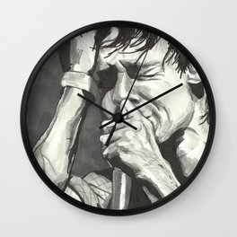 Somebody Tell Me the Truth Wall Clock