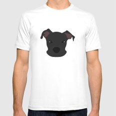 Tyson Boodah White MEDIUM Mens Fitted Tee