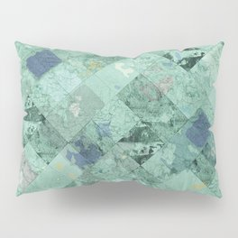 Abstract Geometric Background #31 Pillow Sham