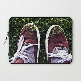 In My Shoes Laptop Sleeve