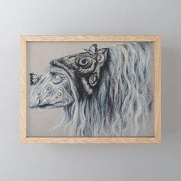 Magic Framed Mini Art Print