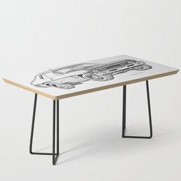 1968 Nova Coffee Table