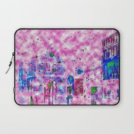 Shrewsbury up in the Clouds  Laptop Sleeve