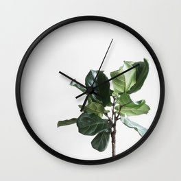 Plant Paradise vol.2 Wall Clock