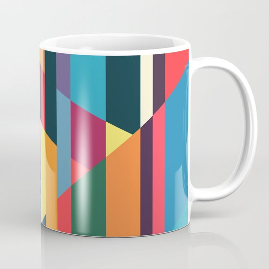 The hills run to infinity Coffee Mug