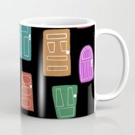 Monster doors Coffee Mug