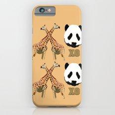 XOXO wild animals Slim Case iPhone 6s