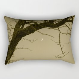 Luz en la Lejania Rectangular Pillow