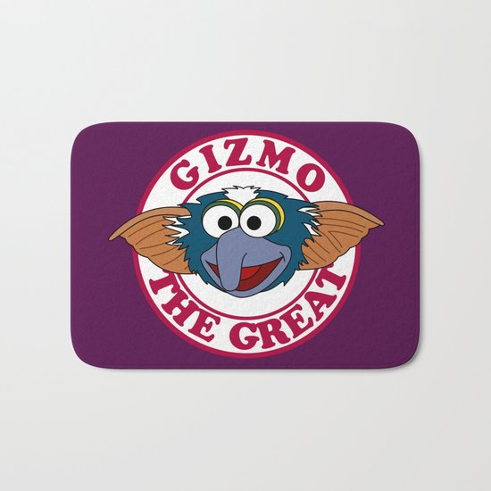 Gizmo the Great Bath Mat