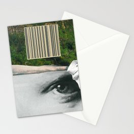Study of mental disorders: Schizophrenia Stationery Cards