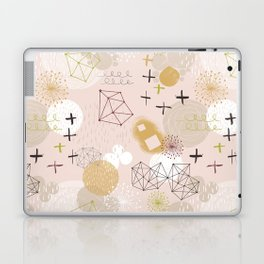 Abstract Planet Laptop & iPad Skin