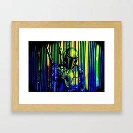 I Miss You ! II Framed Art Print