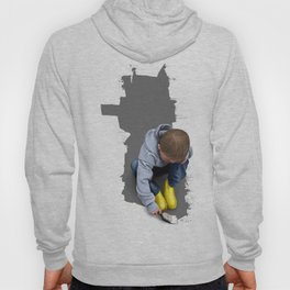 To Live with No Thought for the Future Hoody