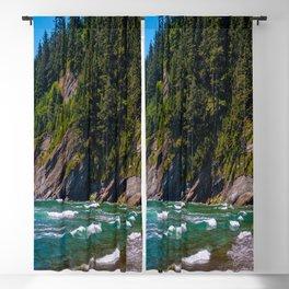 Oswald Beach, Oregon Blackout Curtain
