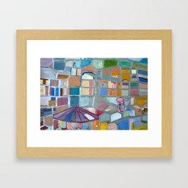 Birmingham, United Kingdom Framed Art Print