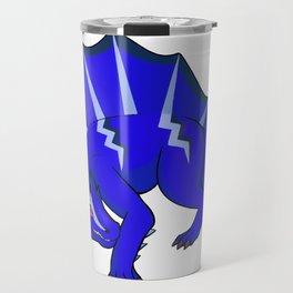 Blue Dimetro Travel Mug