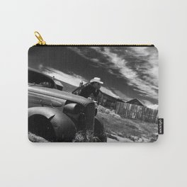 Ghost town car Carry-All Pouch