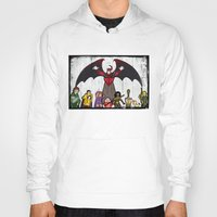 dungeons and dragons Hoodies featuring DUNGEONS & DRAGONS by Zorio