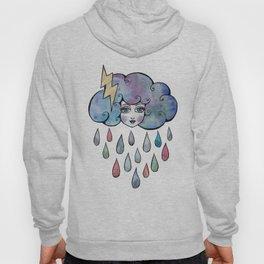 Today I am a Storm Cloud Hoody