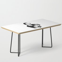 Chopin Fighter Coffee Table