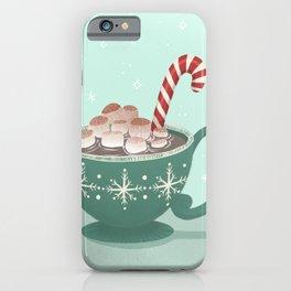 Cottagecore Hot Chocolate iPhone Case