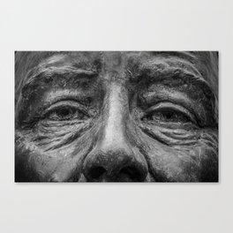 Eyes of FDR Canvas Print