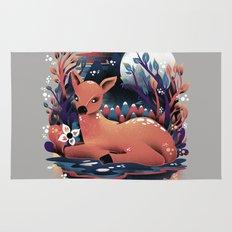 The Red Deer Rug