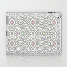 Abstract geometric pattern on white background. Laptop & iPad Skin