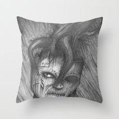 Vegetable Throw Pillow