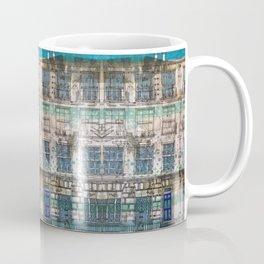 Edinburgh architectural motifs Coffee Mug
