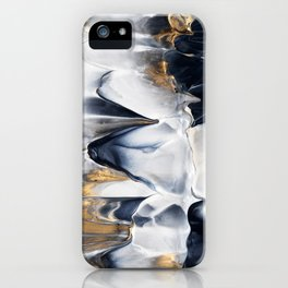 Abstract Flow 02 iPhone Case