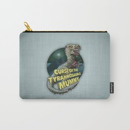 Curse of the Tyrannosaurus Mummy Carry-All Pouch