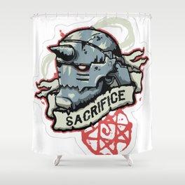 Alphonse Elric - The Alchemist Shower Curtain
