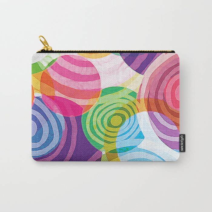 Circle-licious Sweetie Carry-All Pouch